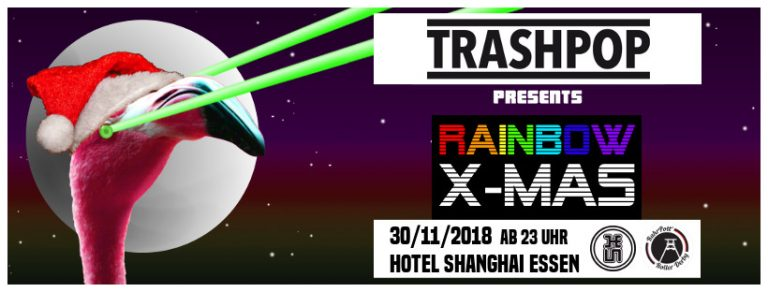 TRASHPOP presents RAINBOW X-MAS