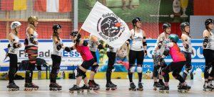 1. Bundesliga: RuhrPott Rollergirls [A] vs. Stuttgart Valley Roller Derby