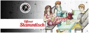 Offener Stammtisch im Cafe Nord - meet RuhrPott Roller Derby @ Cafe Nord