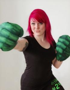 #3 Hulkie Frankenstein
